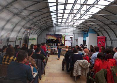 Encuentro con emprendedor@s de la Sierra de la Demanda