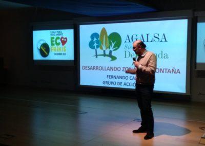 Presentación en Ecofrikis, Agalsa.