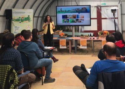 Presentación Dettur, Pueblos y Turismo. Pinares.
