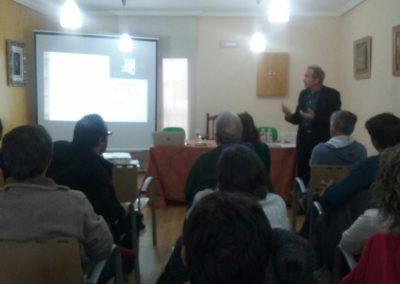 Jornada emprendimiento Mancomunidad EntreCaminos.